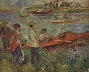 Pierre Renoir, Boating Party at Chatou