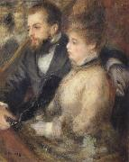 Pierre Renoir, Box at the Theatre