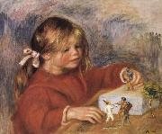 Pierre Renoir, Coco Playing