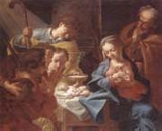 unknow artist The adoration of the shepherds