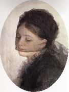 Anders Zorn In Mourning