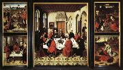 Dieric Bouts, Last Supper Triptych