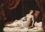 GUERCINO, The Dying Cleopatra