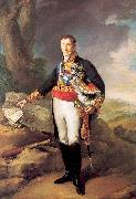 Portana, Vicente Lopez The Duke of Infantado