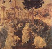LEONARDO da Vinci, Adoration of the Magi (mk08)