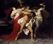 Adolphe William Bouguereau, Orestes Pursued by the Furies (mk26)