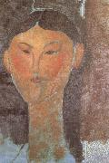Amedeo Modigliani, Beatrice Hastings (mk38)