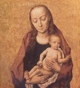 Dieric Bouts, Virgin and Child (nn03)