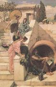 John William Waterhouse, Diogenes (mk41)