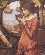 John William Waterhouse, Destiny (mk41)