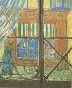 Vincent Van Gogh, A Pork-Butcher's Shop Seen from a Window (nn04)