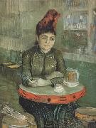 Vincent Van Gogh, Agostina Segatori Sitting in the Cafe du Tamborin (nn04)