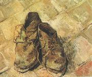 Vincent Van Gogh, A Pair of Shoes (nn04)