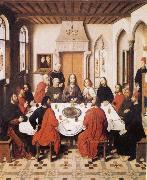 Dieric Bouts, Last Supper