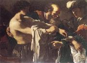 GUERCINO, The Return of the Prodigal Son