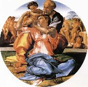 Michelangelo Buonarroti, Holy Family