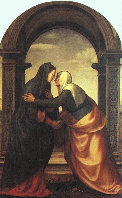 Albertinelli, Mariotto The Visitation