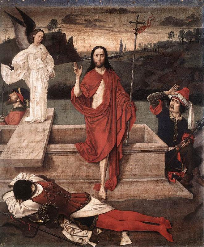 Dieric Bouts Resurrection