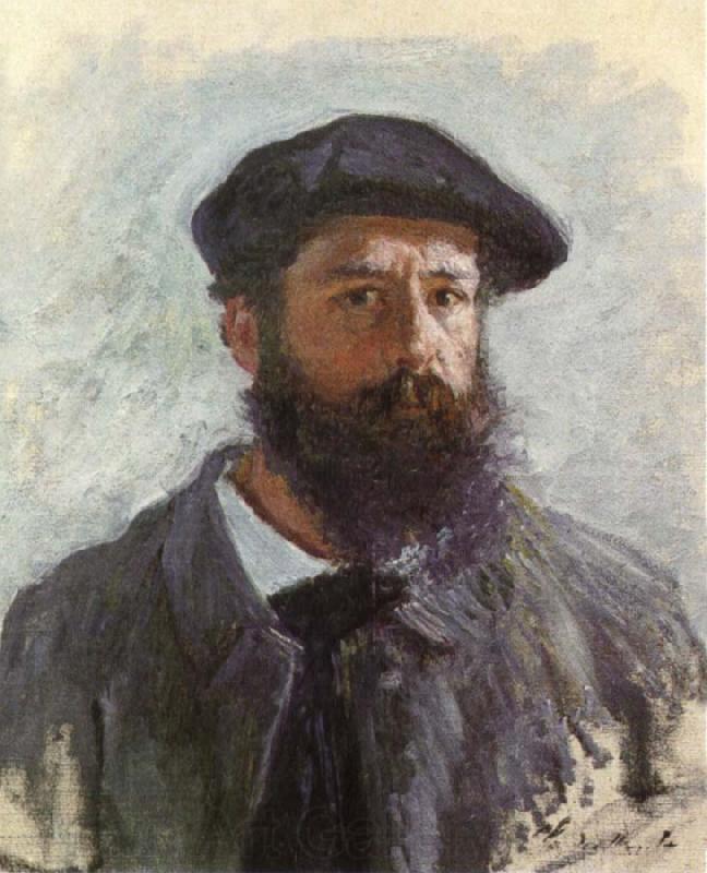 Portrait of Poly, fisherman at Kervillaouen, 1886 - Claude