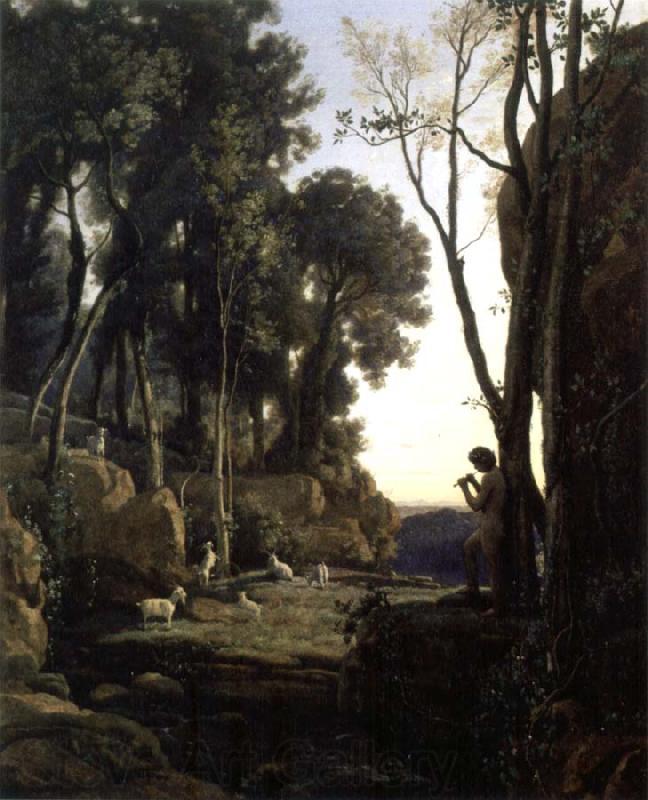 Жан Батист Камиль Коро / Jean Baptiste Camille Corot (412 работ). Camille