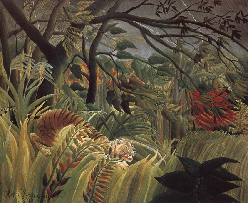 WebMuseum: Rousseau, Henri - ibiblio - The Public's Library and