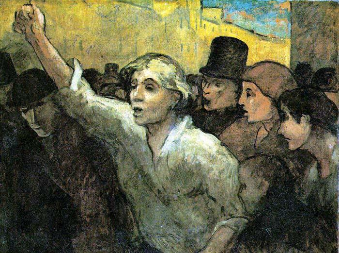 honore daumier english