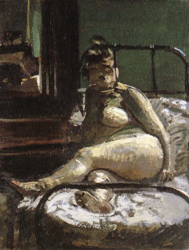 Walter Sickert La Hollandais