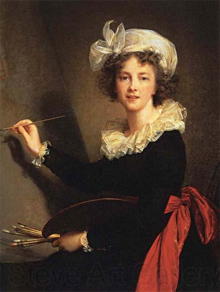(Marie Louise) Élisabeth Vigée-Lebrun: Biography from Answers.com