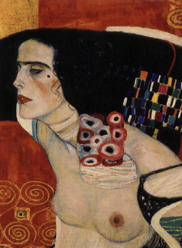 judith ii Gustav Klimt Les Reproductions en gros de Peinture à l ...