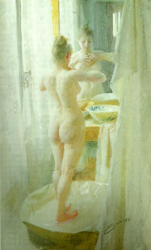 Anders Zorn le tub
