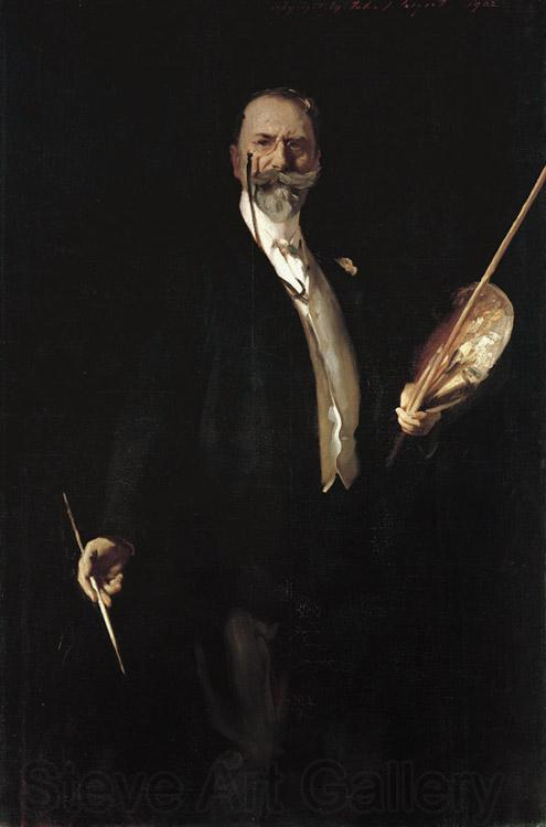 John Singer Sargent William Merritt Chase (mk18)